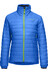 Norrøna falketind PrimaLoft Jacket Kids electric blue